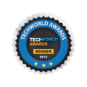 TechWorld Awards 2012 - Cloud/SaaS Product of the Year